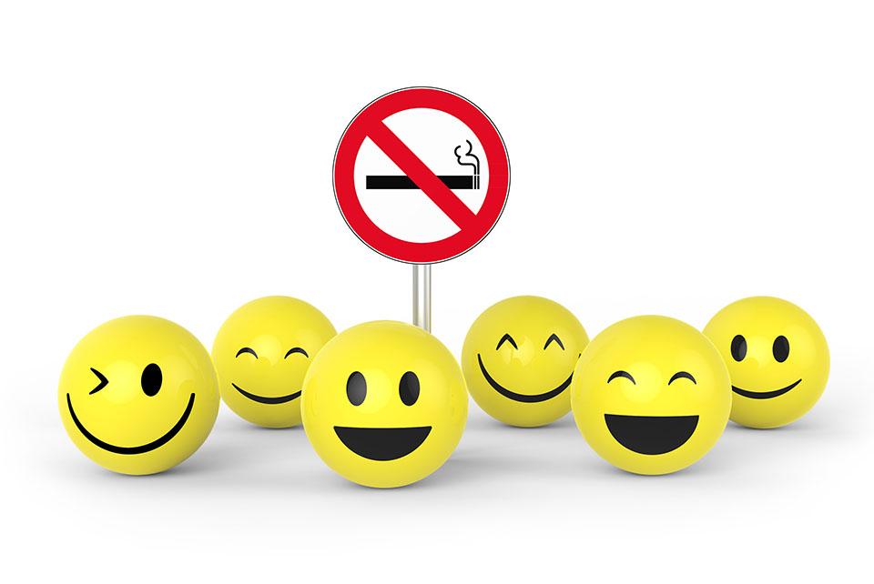 禁煙スケジュール