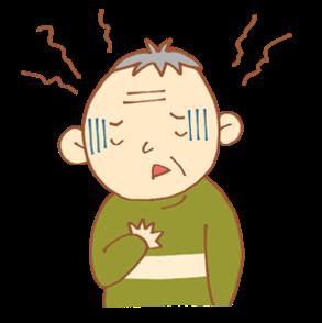 が からむ 痰 間 肺炎 質 性